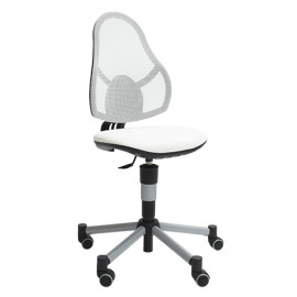Deluxe Desk Swivel Chair White by Lifetime Kidsrooms for Children Study homework 70981