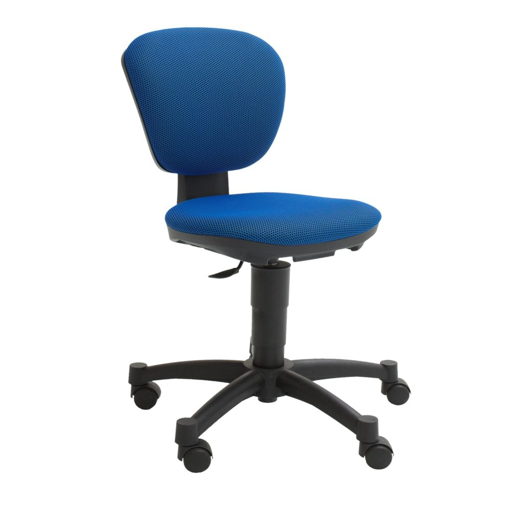 Desk chair blue for children kids in s a for Best desk chair for kids