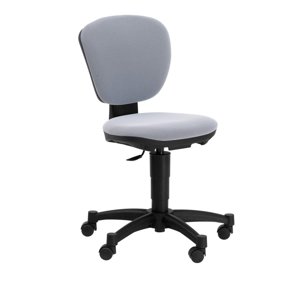 Desk Chair- White by Lifetime Kidsrooms