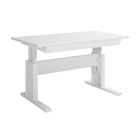 Writing Desk with Drawer (120cm) - Height Adjustable by Lifetime Kidsrooms