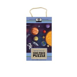 Outer Space Puzzle for Kids Green Start Toys and Games