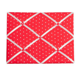 Star-Message-Board-Memo-Red-for-Kids-Notes-Organisation-Storage-Fabric