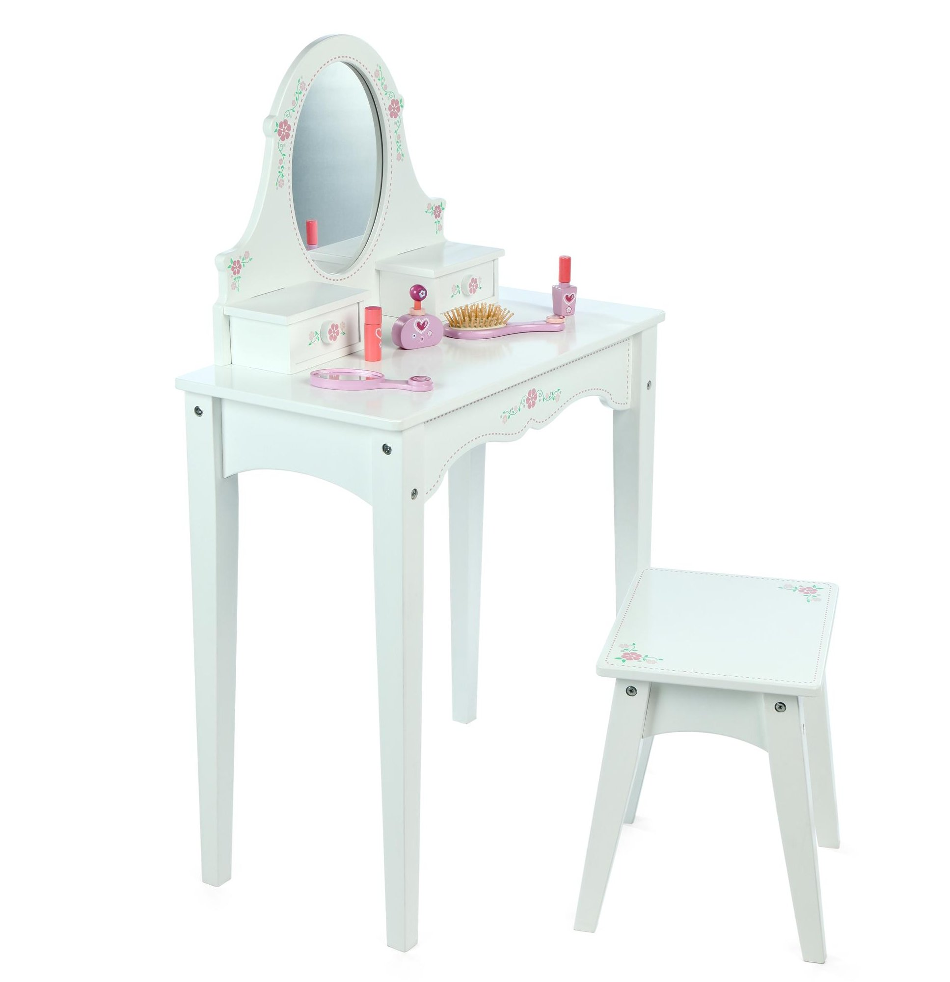 Tiffany Dressing Table Amp Stool Set For Children In S A