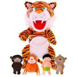 jungle-book-hand-puppet-finger-puppets-set-for-kids-pretend-play-fiesta-crafts