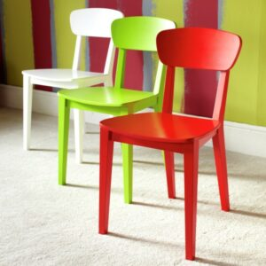 Frooti Chair - White by Little Folks