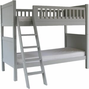 Fargo Bunk Bed - Farleigh Grey by Little Folks