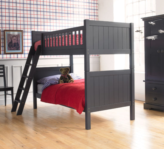 Fargo Bunk Bed - Painswick Blue by Little Folks