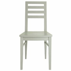 Fargo Ladderback Chair - Farleigh Grey by Little Folks