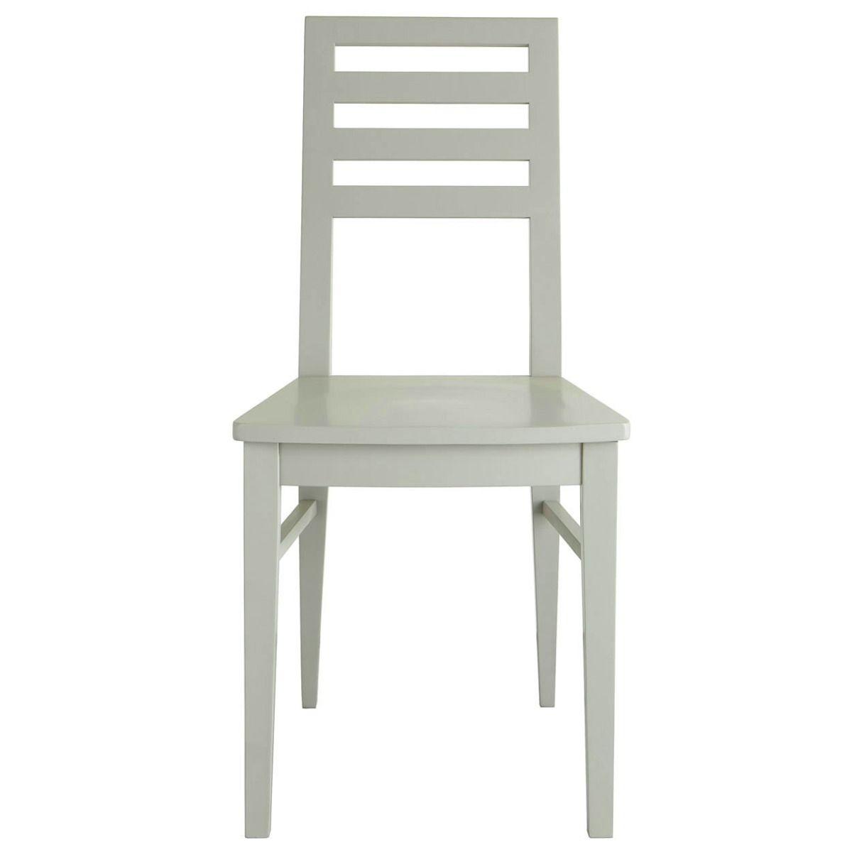 Fargo Ladderback Chair - Farleigh Grey by Little Folks