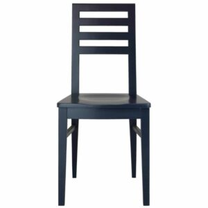 Fargo Ladderback Chair - Painswick Blue by Little Folks