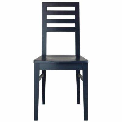 Fargo Ladderback Chair - Painswick Blue by Little Folks