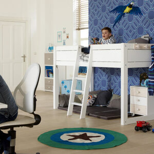 4-in-1 Boys Bedroom