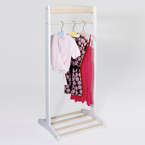 Perfect Classic Clothes Rail - White for children & kids in S.A. XI52