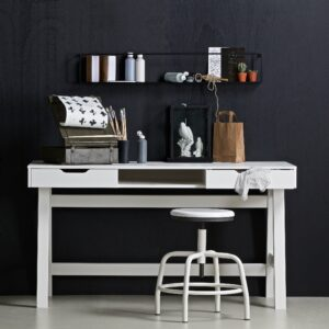 Nikki Desk - White