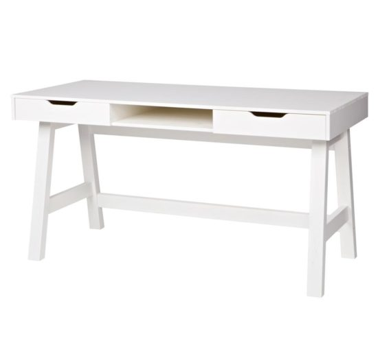 Nikki Desk - White