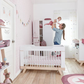 Nursery & Toddler Bedrooms