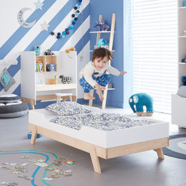 Lifetime Kidsrooms Toddler Bedroom