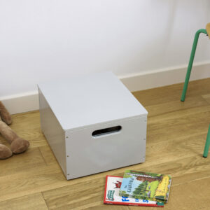 Stack Up Sort Box - Pale Grey by Tidy Books®
