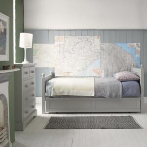 Fargo Single Bed - Farleigh Grey by Little Folks