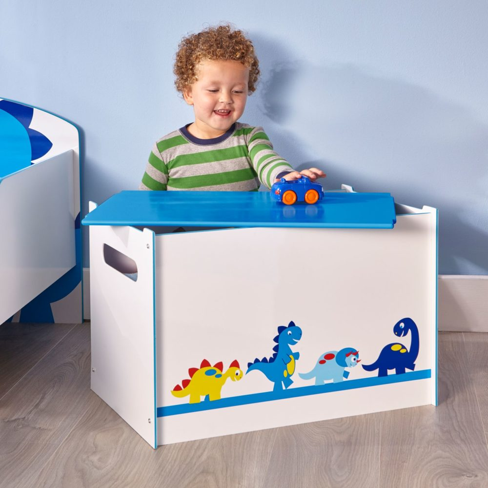 Dinosaurs Toy Box