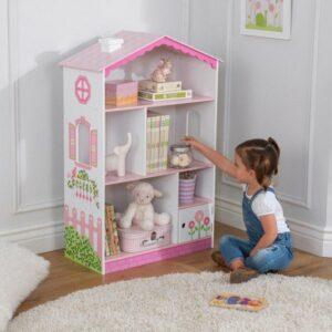Dollshouse Cottage Bookcase