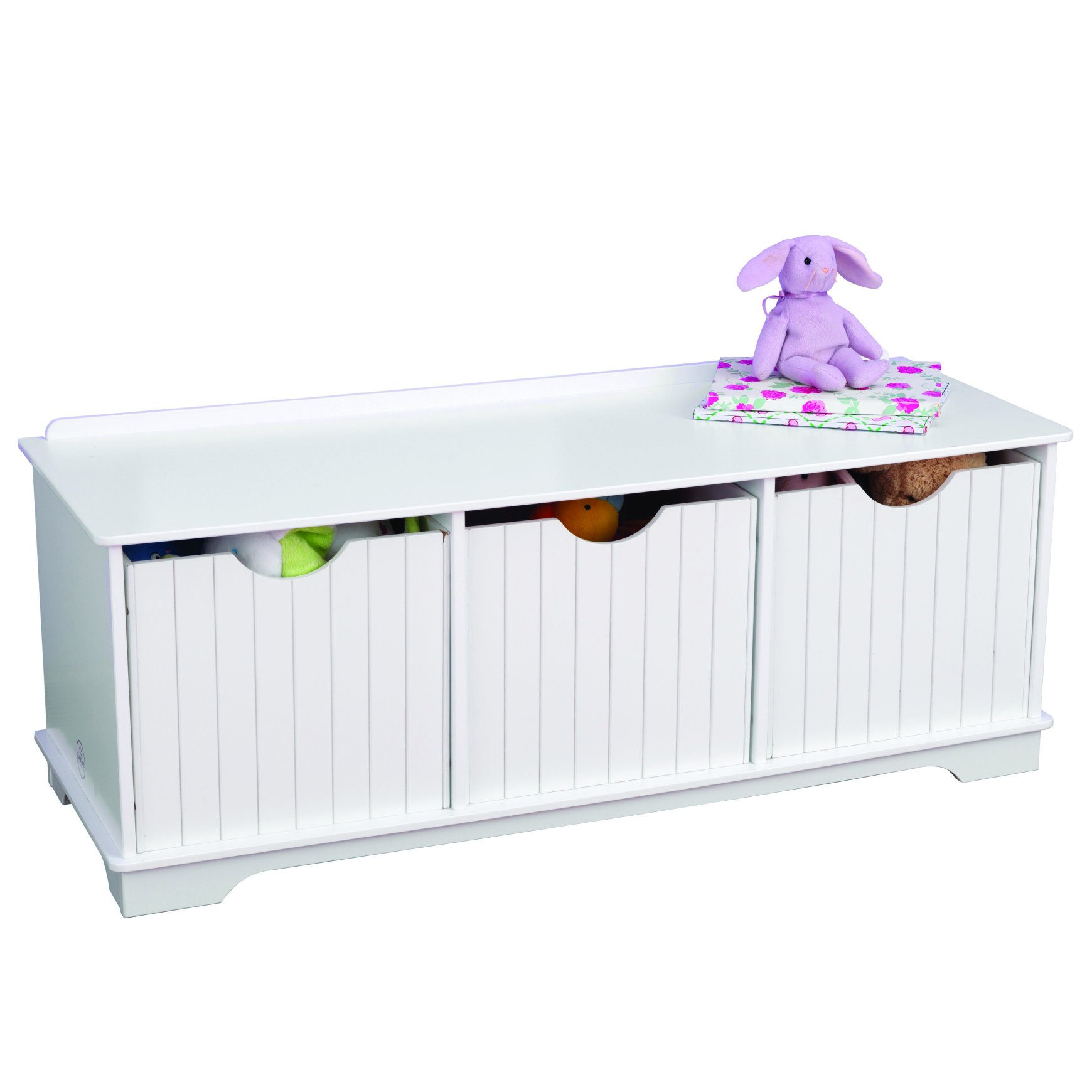 Nantucket Storage Bench White Children 39 S Toys In South Africa