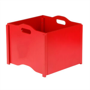 Stackable Box - Red