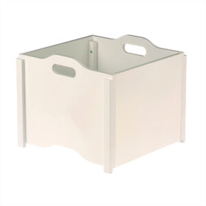 Stackable Box - White