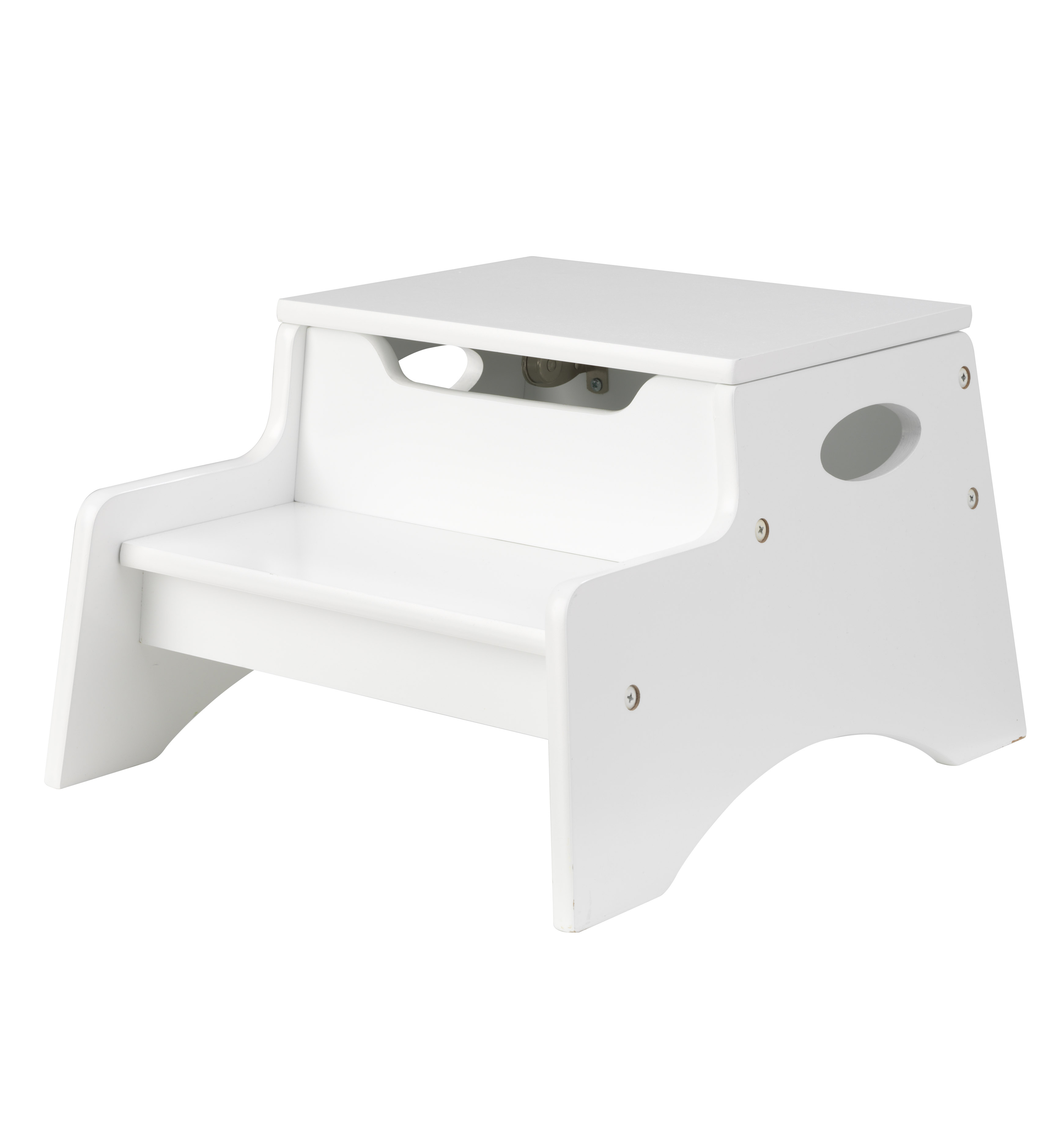 Step Store Stool White For Children Kids In S A