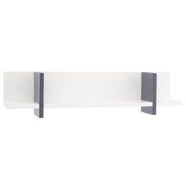 Very Useful Shelf Navy Little Folks Furniture Wall Storage White for Kids Kidsroom Children Bookshelf