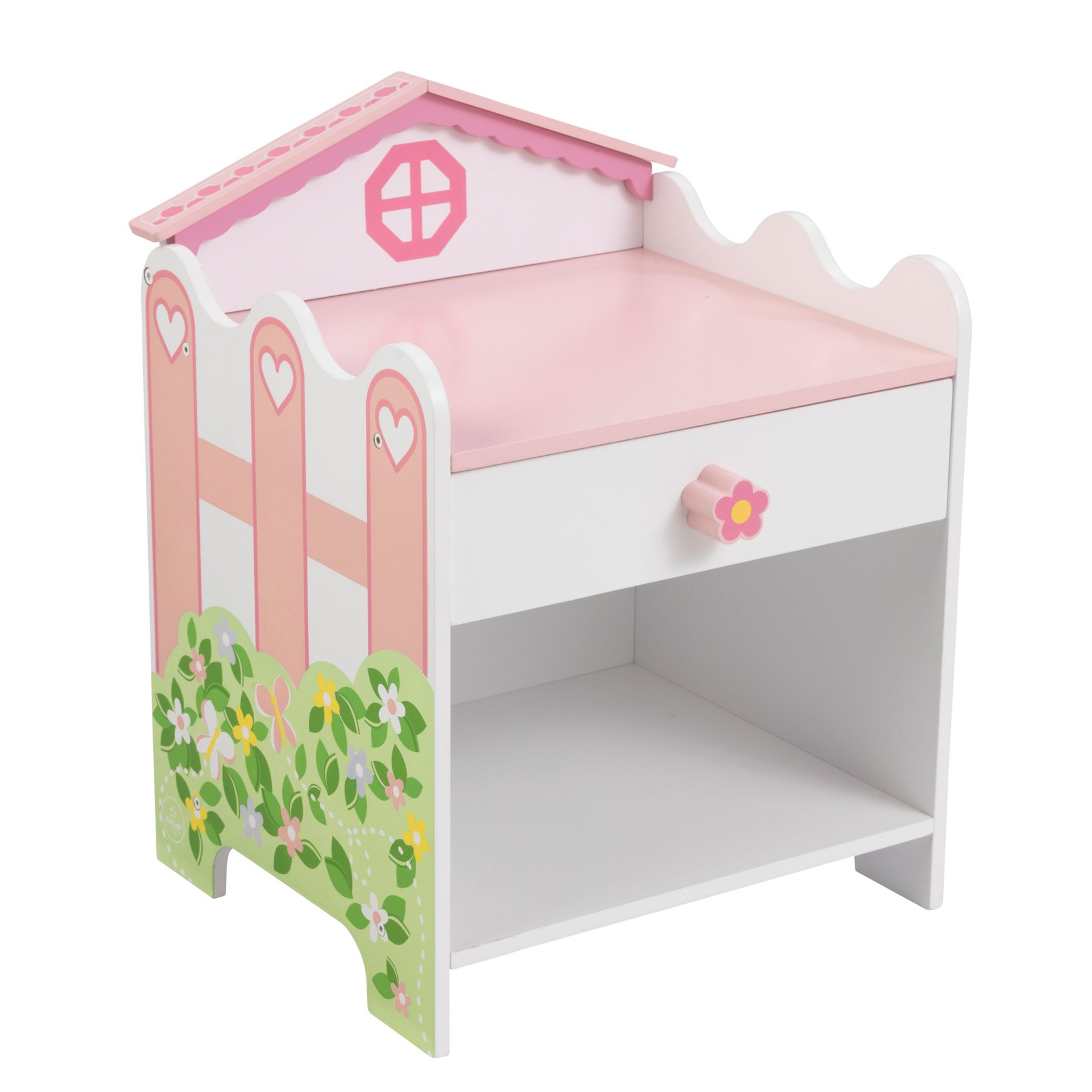 BUNDLE DEAL Dolls House Toddler Bed Nightstand Save R50000