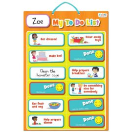 My To Do List Fiesta Crafts Kids Children Planners Organisers