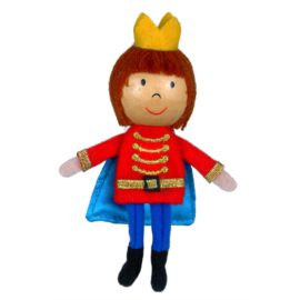 Prince Tell a Tale Finger Puppet for Kids Children Pretend Play Toys
