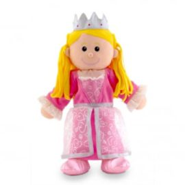 Princess Tell a Tale Hand Puppet for Kids Children Prented Play Toys Entertainer