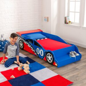 Racing Car Toddler Bed