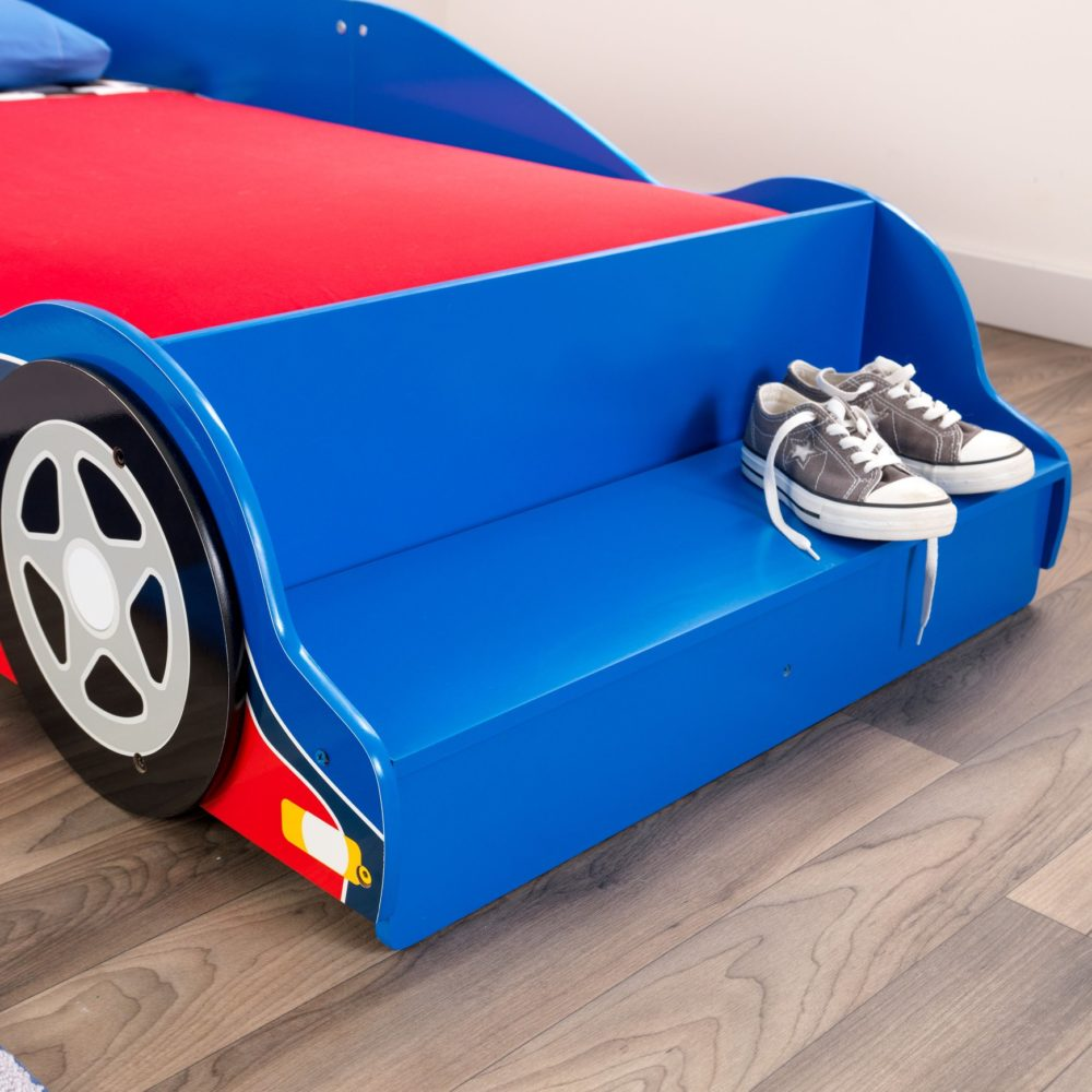 Racing Car Toddler Bed For Children In S.A