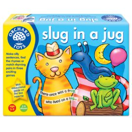 Slug in a Jug Game for Kids Children Orchard Toys