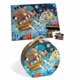 Treasure Hunt Hat Boxed Puzzle for Kids Children Toys Pirate