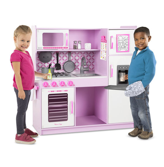 Melissa And Doug Wooden Kitchen: Cupcake For Children In S.A