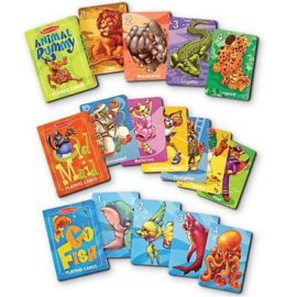 Classic Card Game Set Melissa & Doug for Kids and Children