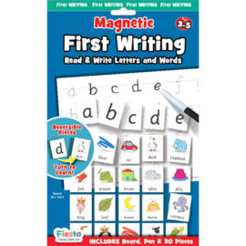 Magnetic First Writing for Kids Children Fun Learning Fiesta Crafts