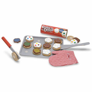 Slice & Bake Wooden Cookie Set