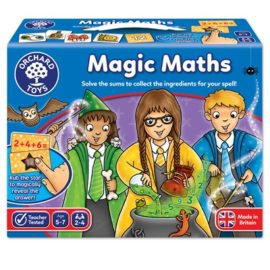 Magic Maths Game for Kids Children Fun Learning Orchard Toys Education