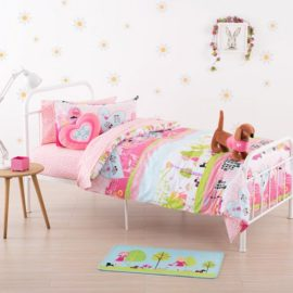 Shopping Duvet Set for Girls Kids Children Bedding includes Pillowcase Pure Cotton