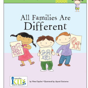All Families Are Different Book