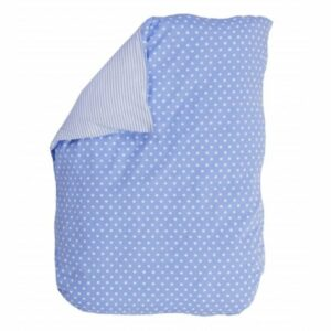 Little Star Duvet Set - Blue (Single)