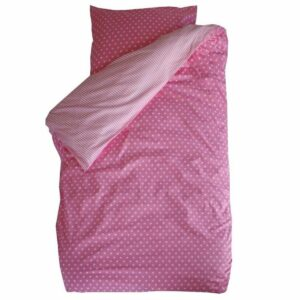 Little Star Duvet Set - Pink (Single)