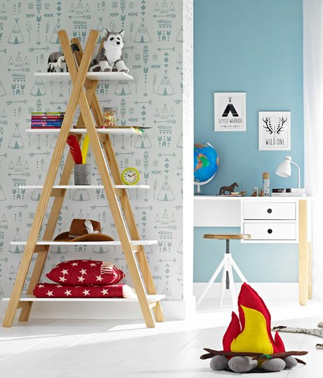 a with bookcase in bookshelf childrens ikea white from hensvik kids west being plans made uk