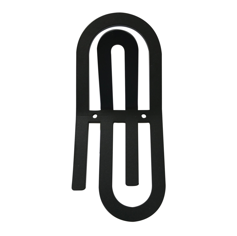 Paperclip On Paper Png