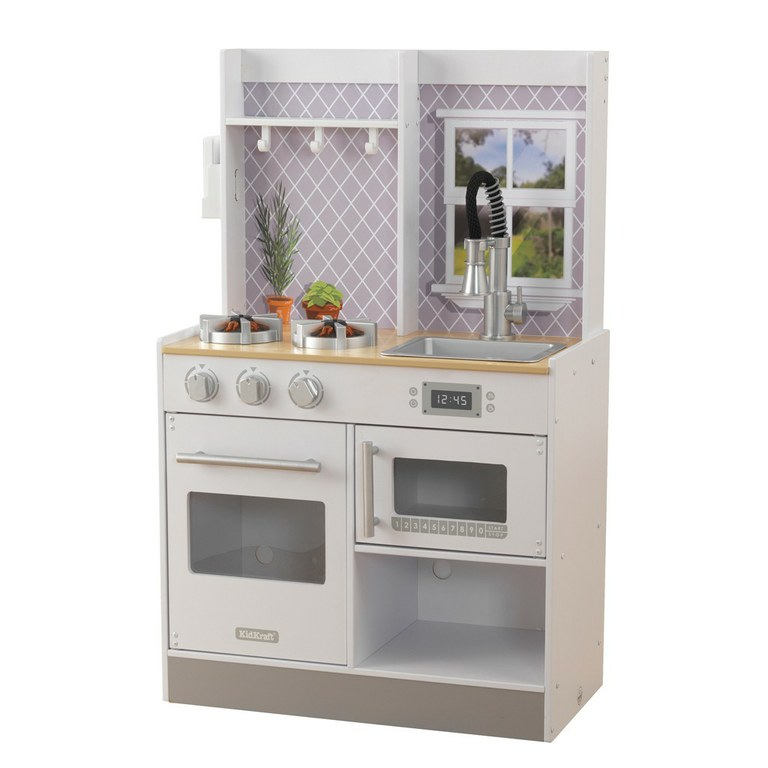 lets cook wooden kitchen - Kitchen For Kids